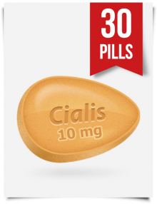 Generic Cialis 10 mg Daily x 30 Tabs. Best Price Online